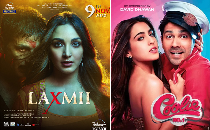 Failure of movie Laxmii affects Coolie No.1
