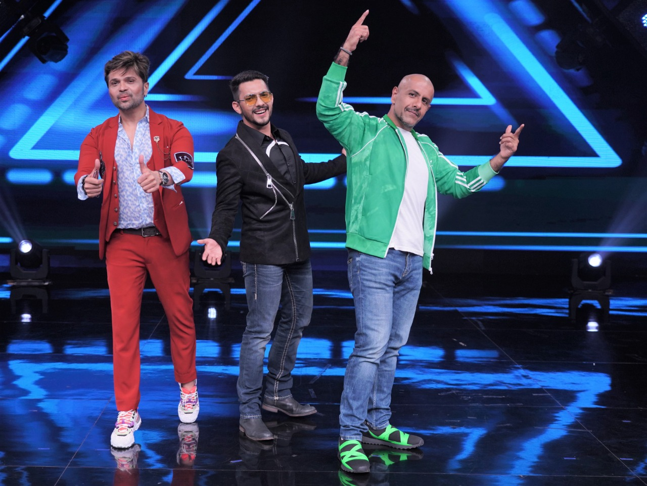 Indian Idol & India's Best Dancer crossover