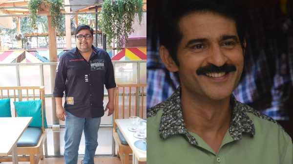 Mahesh Pandey gets candid on working with actor Hiten Tejwani