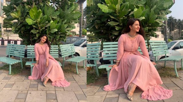 Meera Deosthale slays the Autumn look