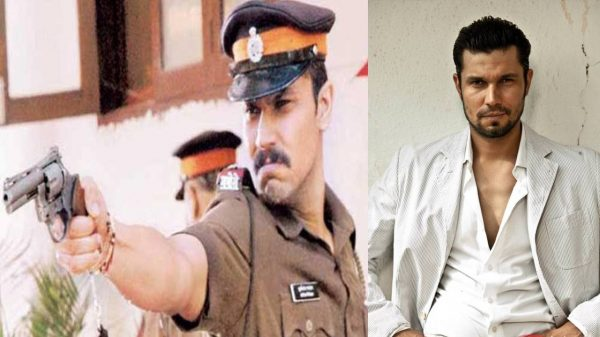 Randeep Hooda to play a cop