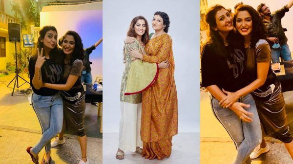 Srishti Jain's off-screen bestie is Juhi Parmar