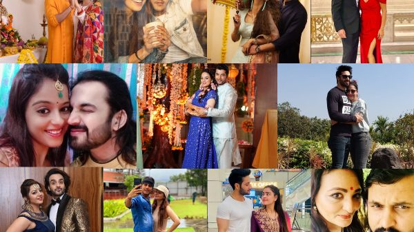 Television Actors share their KarwaChauth plans