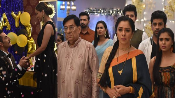 The real drama in Anupamaa begins now