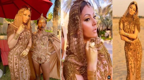 Urvashi Rautela plays Egyptian Queen Cleopatra