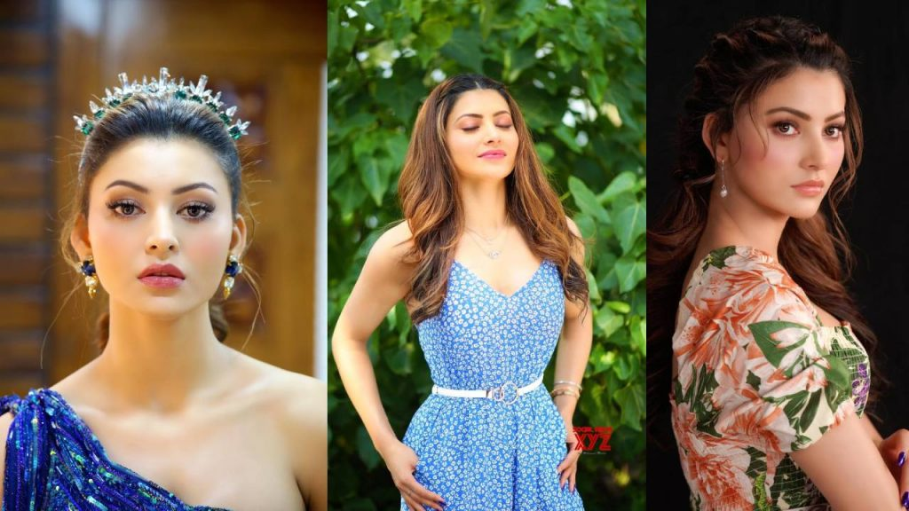 busiest year for Urvashi Rautela