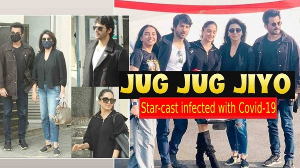 Cast of Jug Jugg Jeeyo gets infected