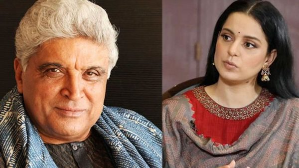 Javed Akhtar against Kangana Ranaut