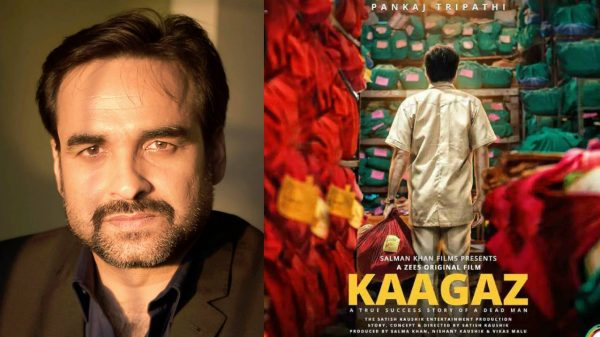 Pankaj Tripathi to star in Kaagaz