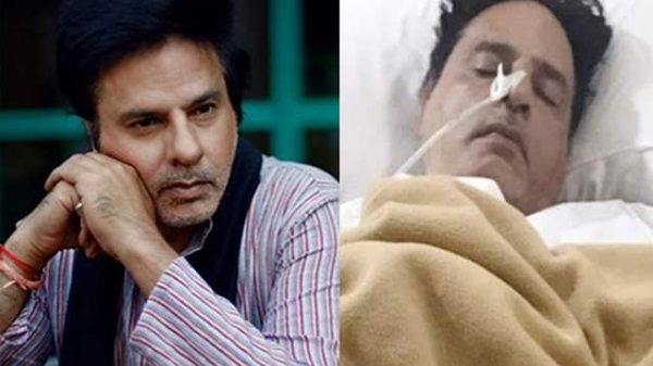 Rahul Roy gets discharged from the hospital
