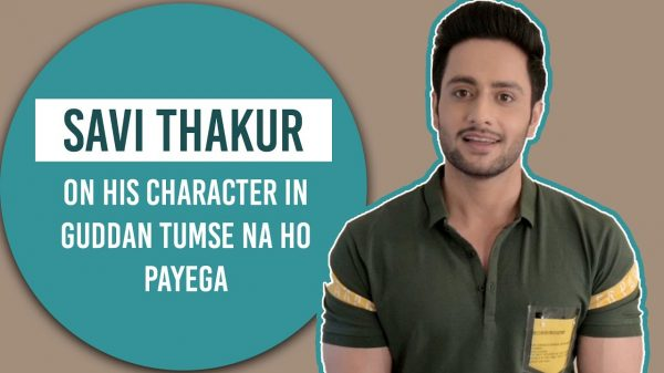 Savi Thakur on playing Agastya