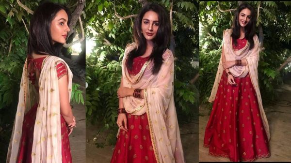 Seerat Kapoor's effortless transformation