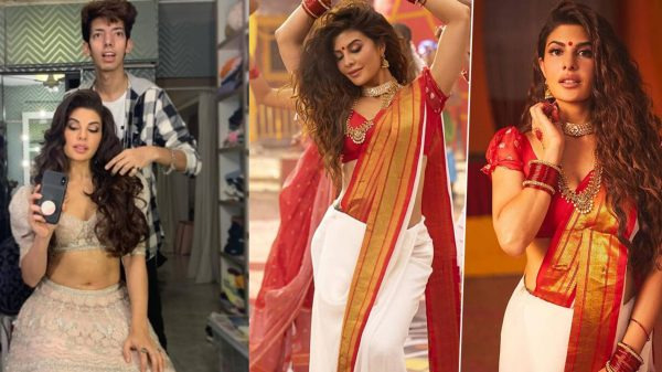 The mastermind behind Jacqueline Fernandez's hair in Genda Phool Song is hairstylist Madhav Trehan