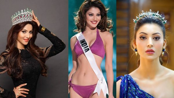 Urvashi Rautela celebrates 5 Golden years