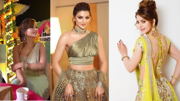 style inspiration from supermodel Urvashi Rautela