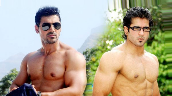 Rajeev Pillai and John Abraham bond over football