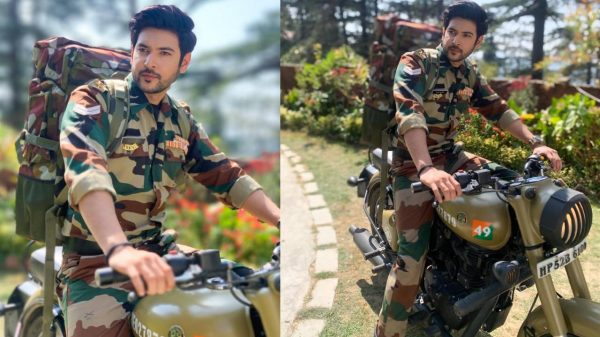 Shivin Narang gets patriotic about India