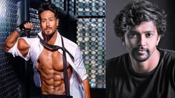 Tiger Shroff & choreographer Rajit Dev dance video