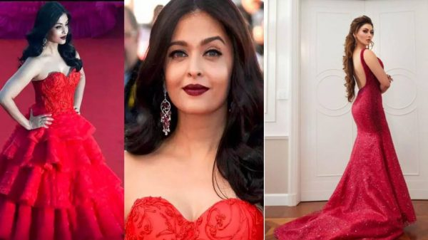 Urvashi Rautela got Aishwarya Rai Bachchan's Designer Dress for her New Year Celebration