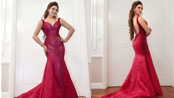 Urvashi Rautela's dress gets popular on the internet