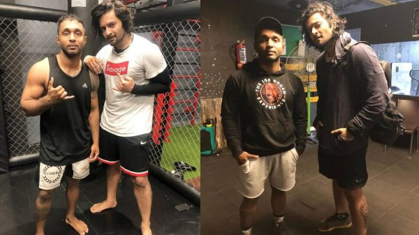 Ali Fazal takes up kickboxing