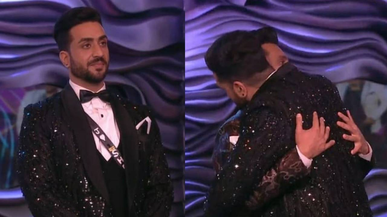 Aly Goni leaves the Bigg Boss house