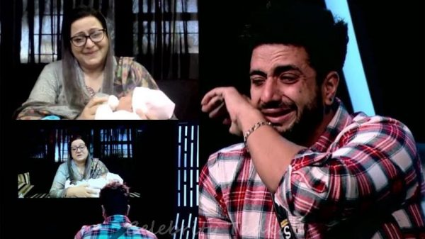 Aly Goni wishes to talk to his mother