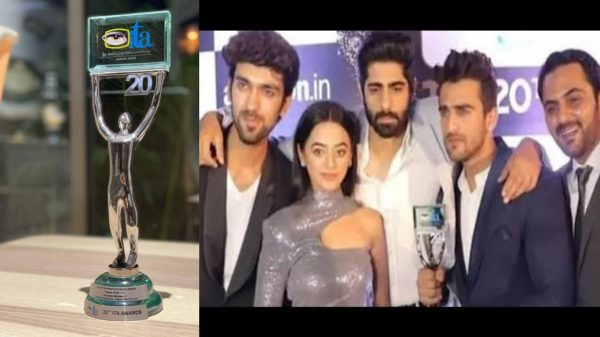 Ishq Mein Marjawan 2 wins Best Series award