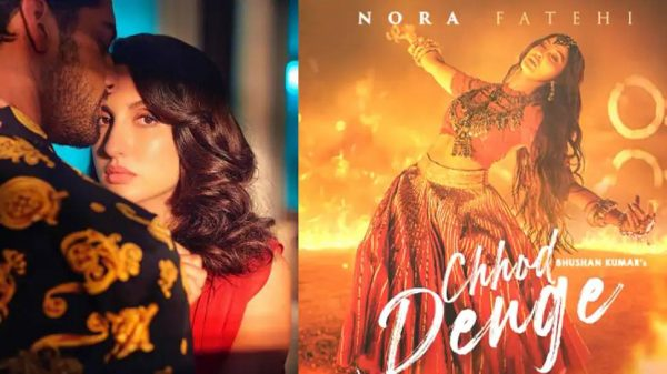 Nora Fatehi's Chhor Denge is a hit