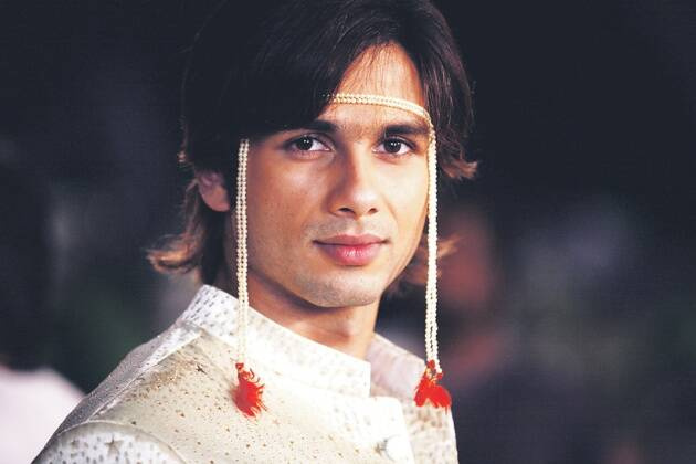 Rare pictures of Shahid Kapoor