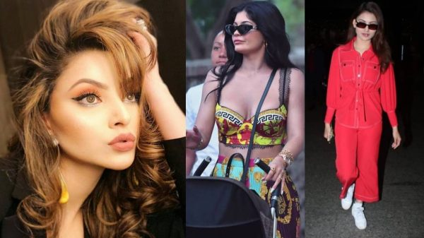 Urvashi Rautela and Kylie Jenner in the same shades