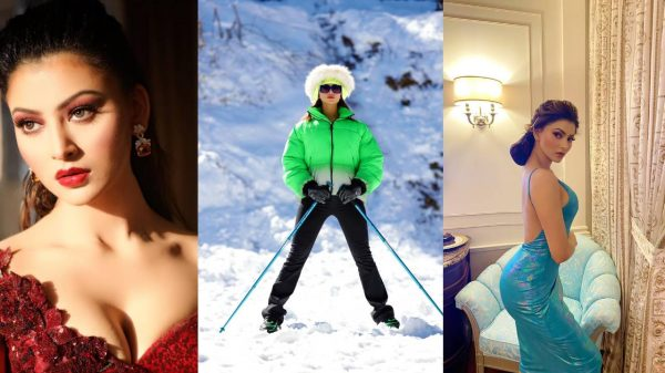 Urvashi Rautela celebrates her birthday month in Shimla
