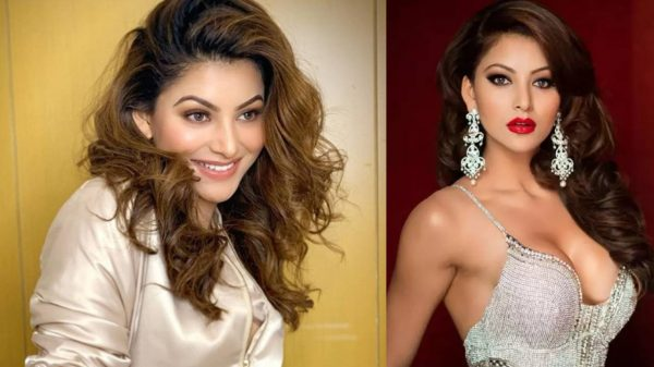 Urvashi Rautela joins the #Pawri trend