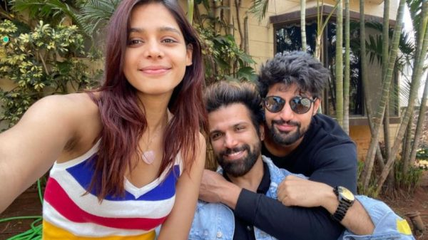 Wrap for the Alt Balaji web series Cartel