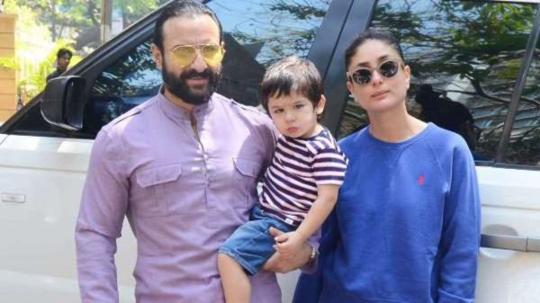 Taimur brother