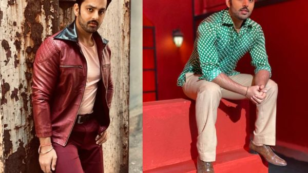 romantic retro look of Himansh Kohli