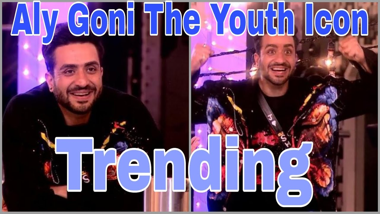 Aly Goni The Youth Icon