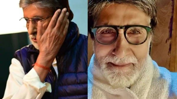 Amitabh Bachchan undergoes Lasik eye surgery