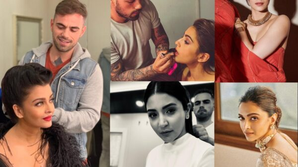 Florian Hurel share tips on summer hairstyles & makeup looks