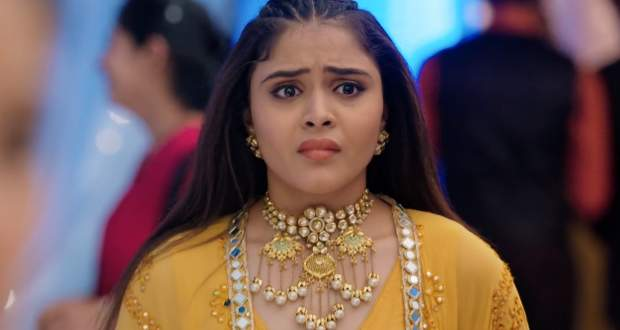 Pakhi gets an anxiety attack