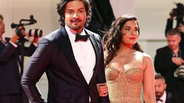 Richa Chadha and Ali Fazal turns producers