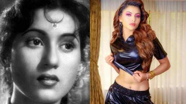 Urvashi Rautela recreates Madhubala's magic