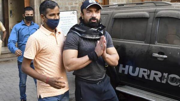 Ajaz Khan tests positive for Covid