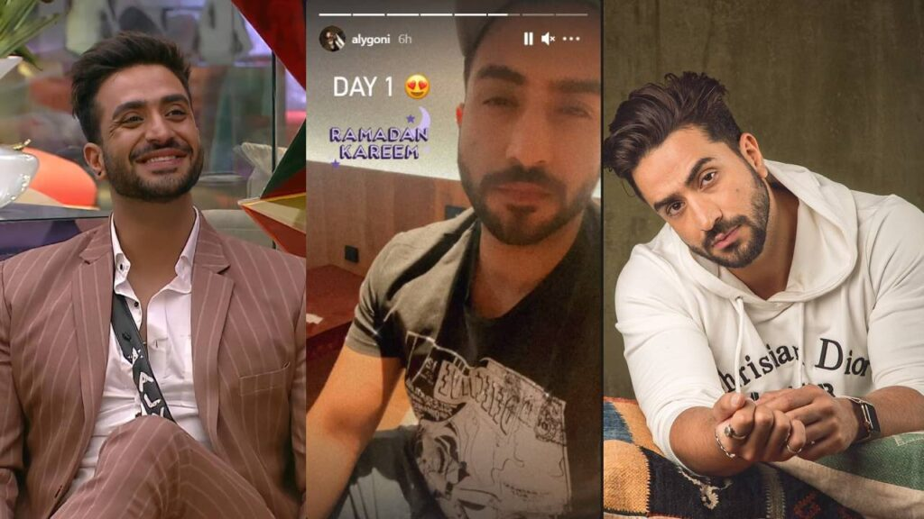 Aly Goni shares his Ramadan plans