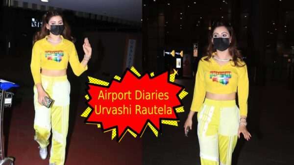 Celebs Airport Diaries