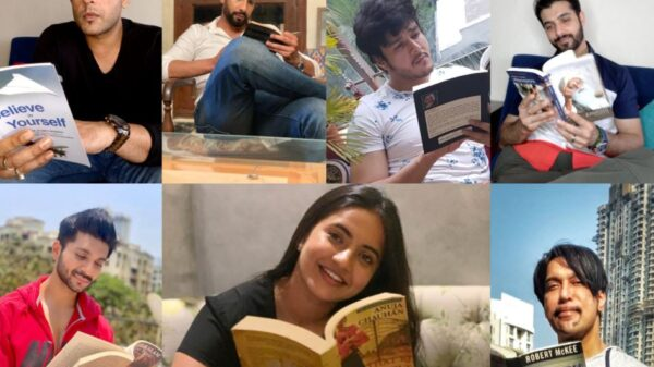 Celebs on World Book Day