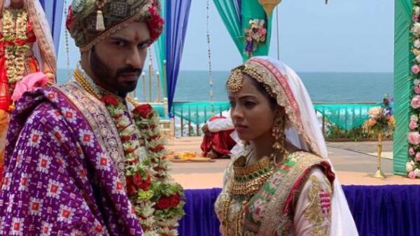 Darsh and Nandini married