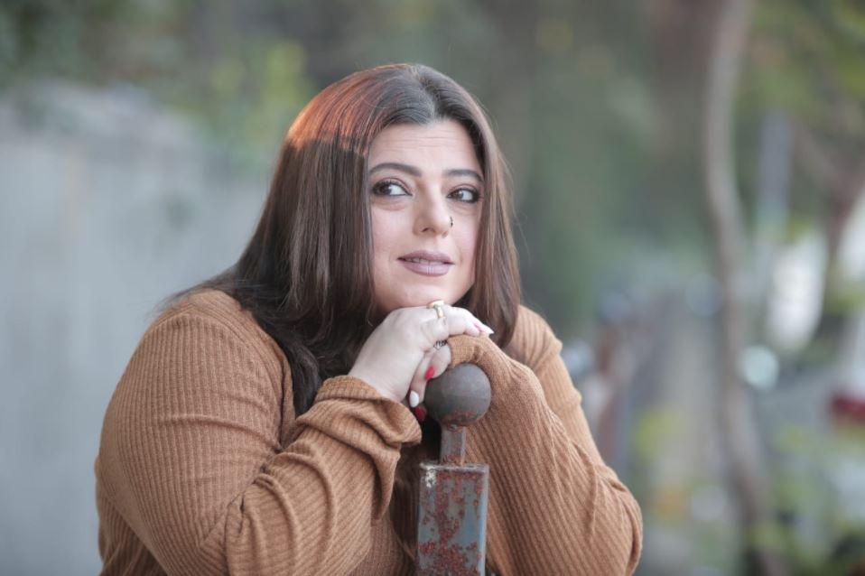 Delnaaz Irani gets candid on her personal life