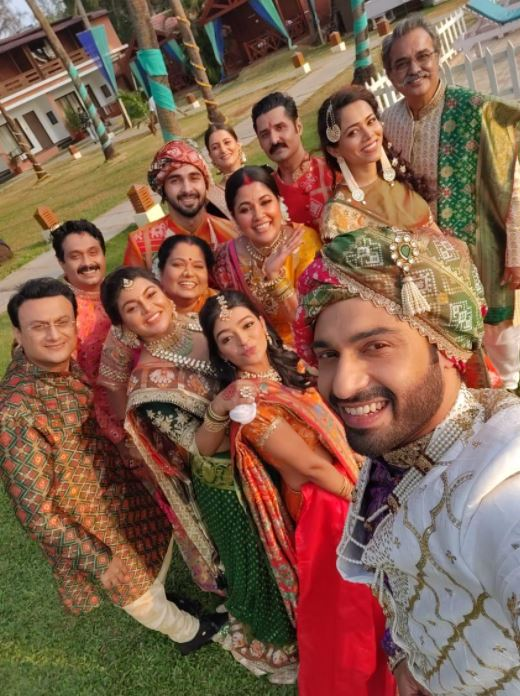 Wedding sequence in Aapki Nazron Ne Samjha