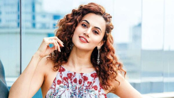 Taapsee Pannu twitter